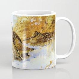 Winter Woodcock - Digital Remastered Edition Coffee Mug