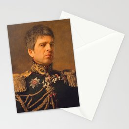 Noel Gallagher Oasis Stationery Cards