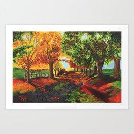 Autumn Kunstdrucke