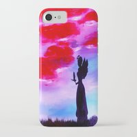 astrology iPhone & iPod Cases featuring The Astrology  sign VIRGO by Krista May