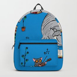 Quiet Time Backpack