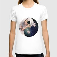ying yang T-shirts featuring Ying Yang by Geek World