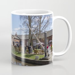 Fradley for lunch Coffee Mug