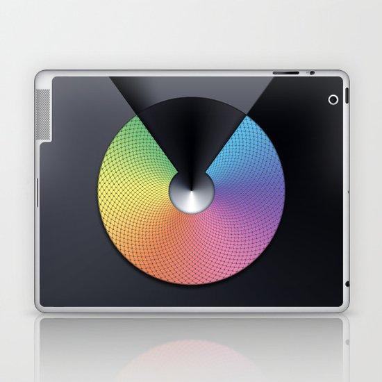 RAINBOW METALS Laptop & iPad Skin