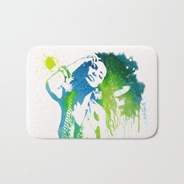 summer splash Bath Mat
