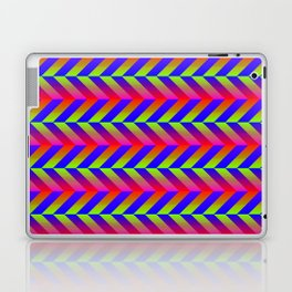 Zig Zag Folding Laptop & iPad Skin