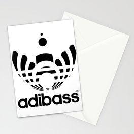 Adibass logo Stationery Cards