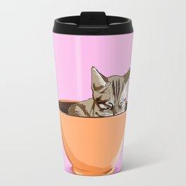 Cat Coffee Mug Travel Mug