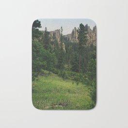 Black Hills National Forest 2 Bath Mat