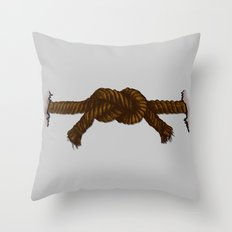 GIVE ME SOME ROAP Throw Pillow