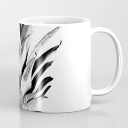 Pineapple Black & White Dream #1 #tropical #fruit #decor #art #society6 Coffee Mug