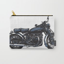 VINCENT BLACK SHADOW MOTORCYCLE Carry-All Pouch