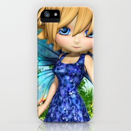 Lil Fairy Princess iPhone Case