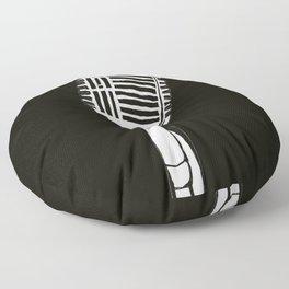 Sing it Floor Pillow