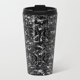 Black and white astral paint 5020 Travel Mug