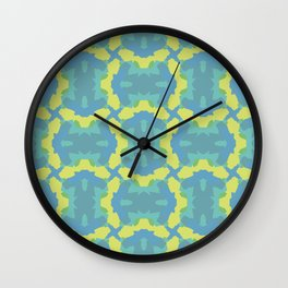 Mt Symmetry Wall Clock