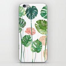 TROPICAL CREATION iPhone & iPod Skin