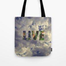 Live! Tote Bag