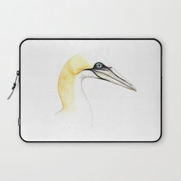 Northern gannet Laptop Sleeve