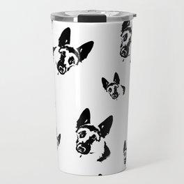 German Shepherd Dog Gifts Travel Mug