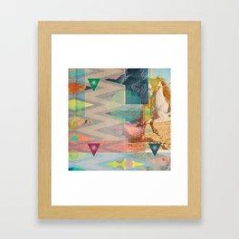 DIPSIE SERIES 001 / 01 Framed Art Print