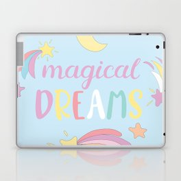 The Most Magical Dreams Laptop & iPad Skin