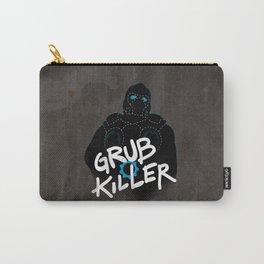 Grub Killer (Blue) Carry-All Pouch