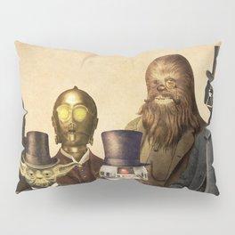 Victorian Wars (square format) Pillow Sham