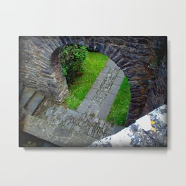 Different Paths Metal Print