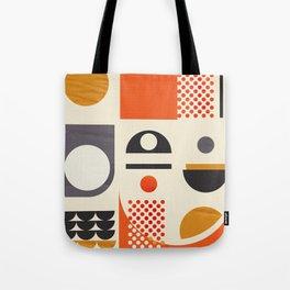 Mid-century no1 Tote Bag