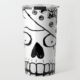 King Skull Travel Mug