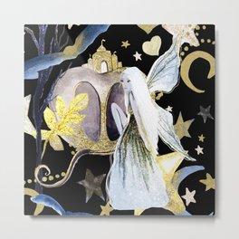 Starry Nights Metal Print