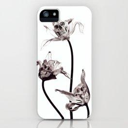 SKULL  X-RAY iPhone Case