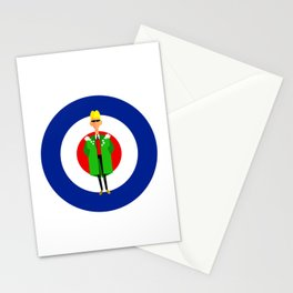 The Mod Stationery Cards
