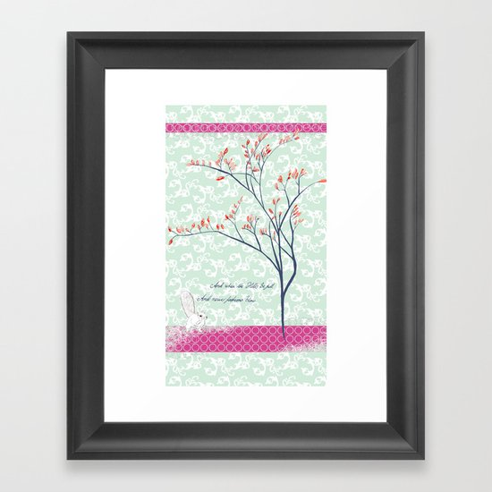 Summer's Day Framed Art Print