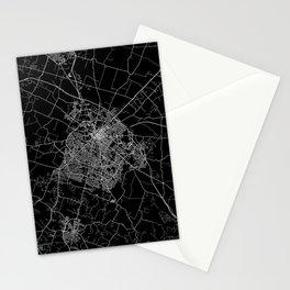 Lexington map Kentucky Stationery Cards