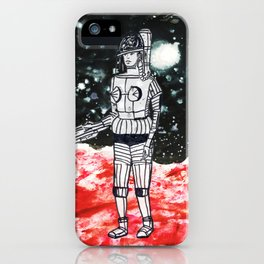 Space Expedition iPhone Case