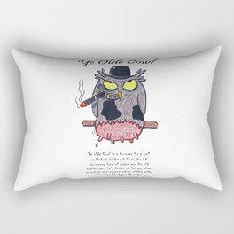 Ye Olde Cowl Rectangular Pillow