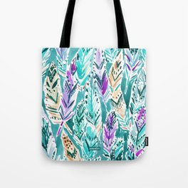 FEATHER DANCE Tote Bag