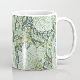 William Morris, Art nouveau pattern, beautiful art work, fabric pattern, belle époque,victorian,flor Coffee Mug