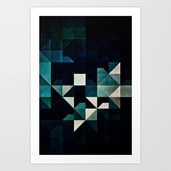 dymyndstryke Art Print