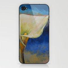 Calla Lily iPhone & iPod Skin