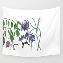 Hanging Forms Wall Tapestry