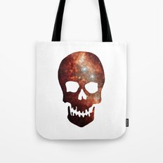 Gallexy Skull Tote Bag