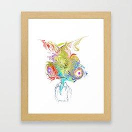 Nack Zance Framed Art Print