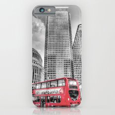 Canary Wharf  London iPhone 6s Slim Case