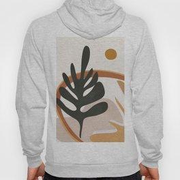 Abstract Plant Life I Hoody