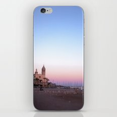 Goodnight from Sitges iPhone & iPod Skin