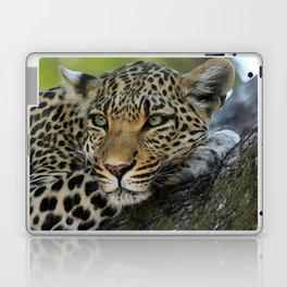 Aqua_Leopard_20180101_by_JAMColorsSpecial Laptop & iPad Skin