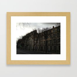 Les gobelins (Paris) Framed Art Print